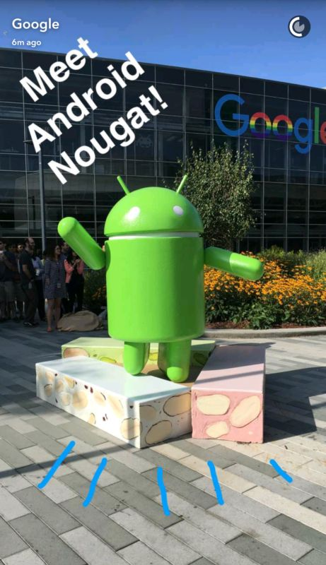 -Android 7.0 Nougat