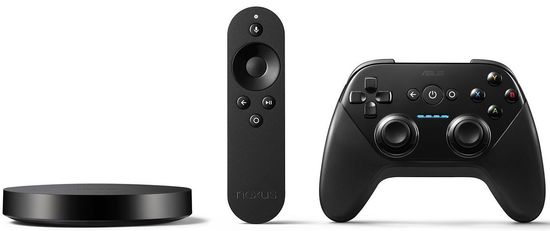 Геймпад для Nexus Player