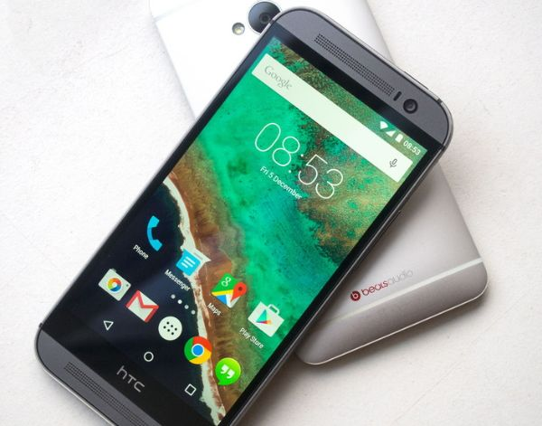 Android 5.0.1 для HTC One M8 GPe и M7 GPe