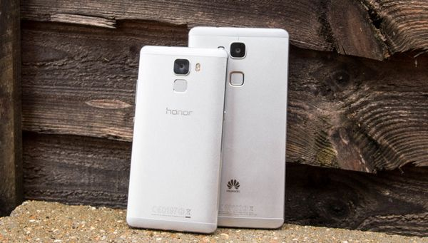 Android 6.0 Marshmallow для Huawei Mate 7, P8