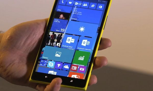 телефоны на Windows 10 Mobile