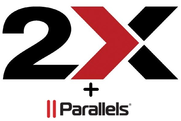 Parallels и 2X Software